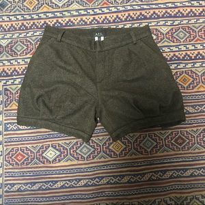A.P.C. Wool shorts brown size 38